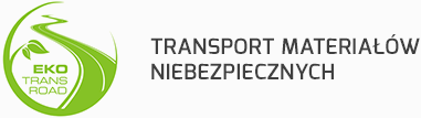 Transport towarów niebezpiecznych, serwis Tirów –  EKO TRANS ROAD